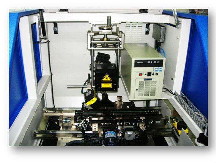 PCB Laser Marker with Loader / Unloader