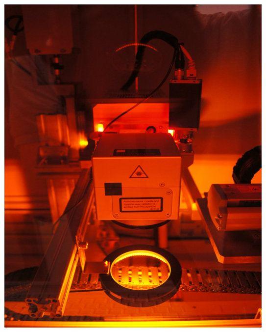 Solar Wafer - Laser Marking Machine