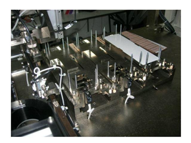 Lead-frame Laser Marking Machine