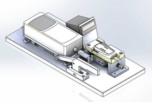 MLTC pull test fixture