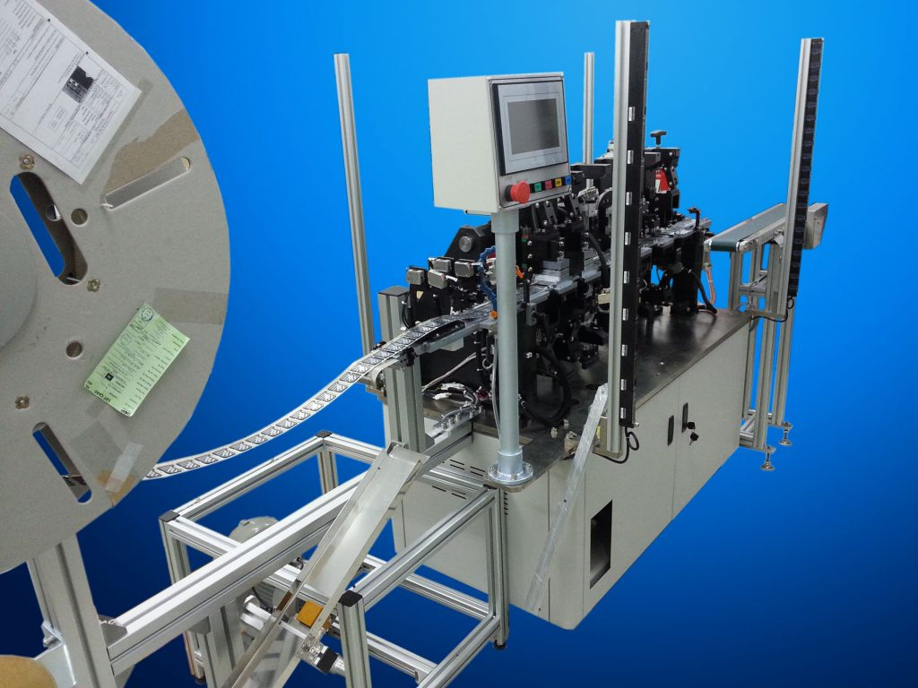 Modular Toggle Press Machine