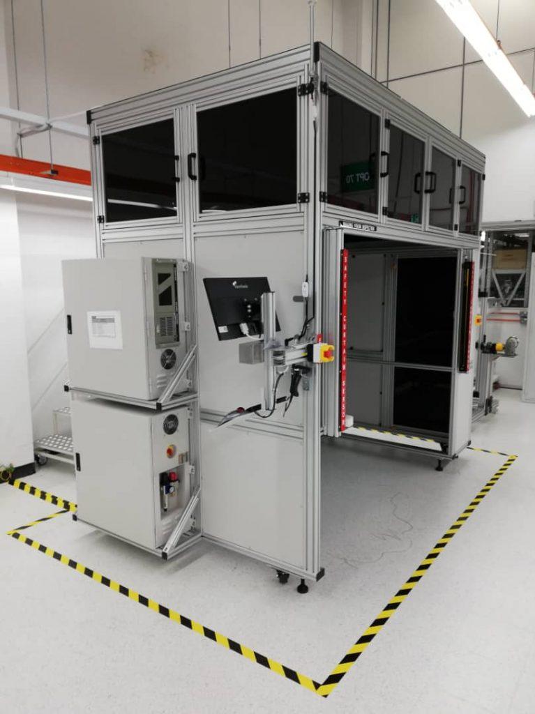 Top Down Gantry Vision Inspection Machine