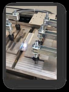 AL Alloy Laser Welding (Parallel)